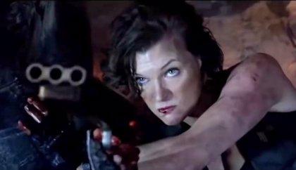 Tráiler de Resident Evil The Final Chapter: Milla Jovovich vuelve al juego
