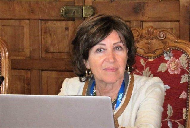 Elisa Barahona, directora general de Sostenibilidad del Ayuntamiento de Madrid