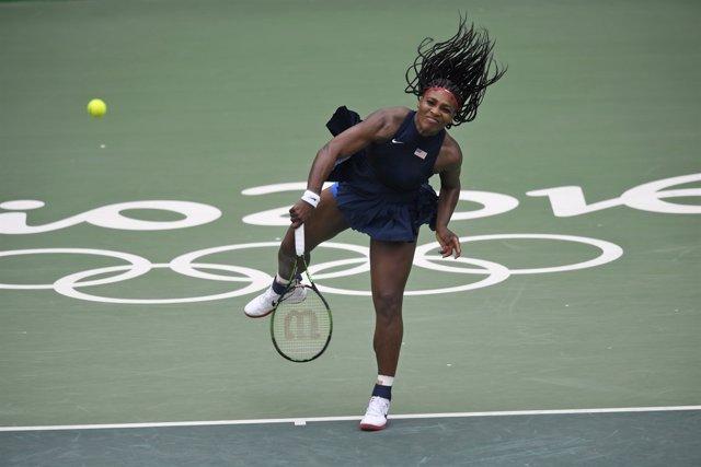 Serena Williams en los Juegos Olímpicos
