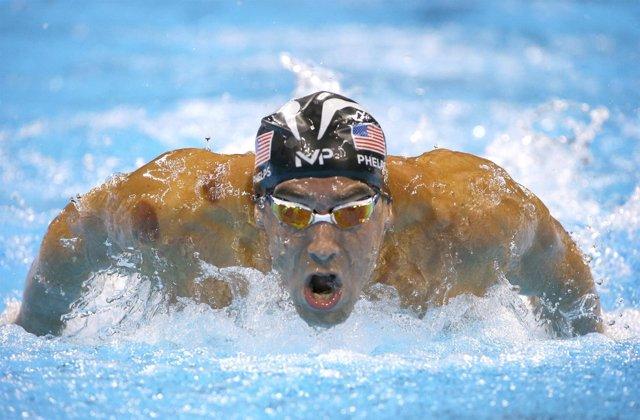 Michael Phelps en los Juegos Olímpicos de Río