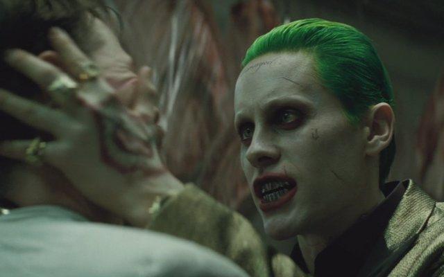Jared Leto es Joker en Suicide Squad