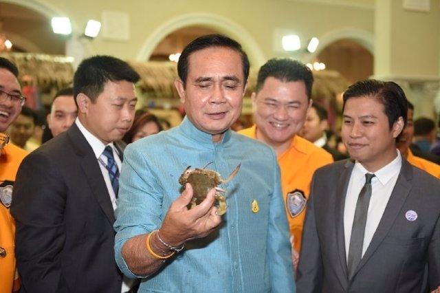 El jefe de la junta militar de Tailandia, el general Prayuth Chan Ocha