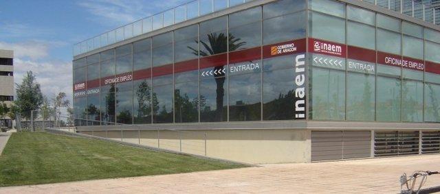 Sede del Instituto Aragonés de Empleo (INAEM)