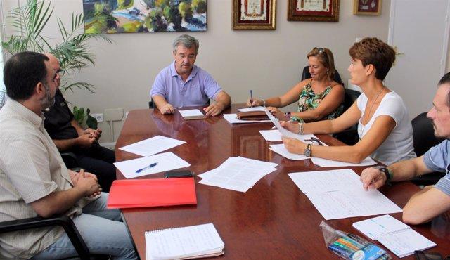 Grupo trabajo vivienda Estepona