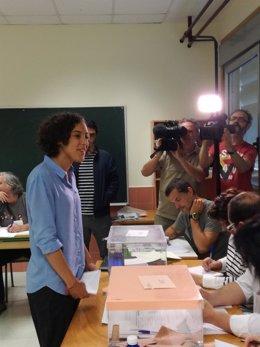 Nagua Alba vota