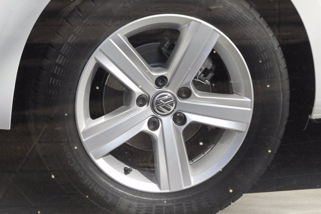 Rueda, neumático, neumáticos, volkswagen