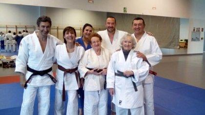 El judo puede mejorar la calidad de vida de los mayores