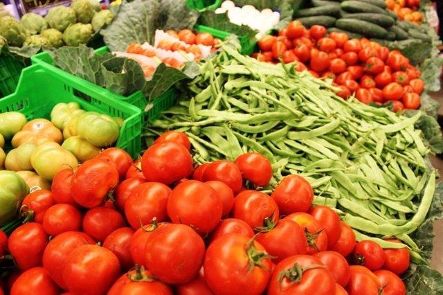 Verdura, hortalizas, fruta