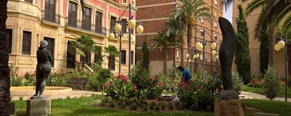 Acciona renueva el contrato de mantenimiento de zonas verdes de Lorca (Murcia)