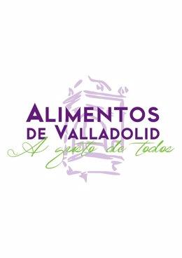 Logo 'Alimentos de Valladolid'