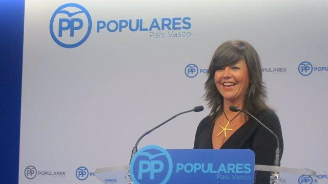 Nerea Llanos (PP vasco)