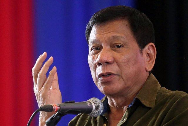Presidente de Filipinas, Rodrigo Duterte