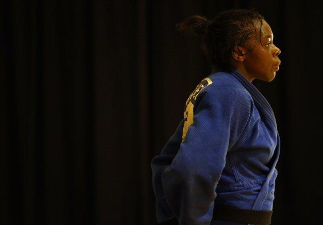 María Bernabéu judo Juegos Olímpicos Río