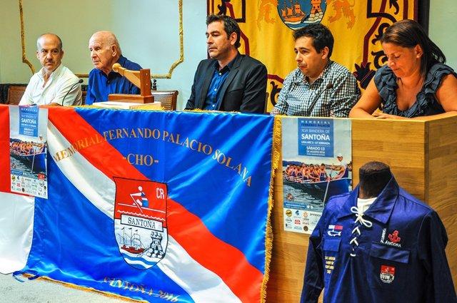 Presentación en el Ayuntamiento