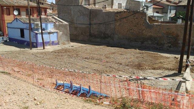 La sima de Alcalá de Ebro (Zaragoza) queda sellada