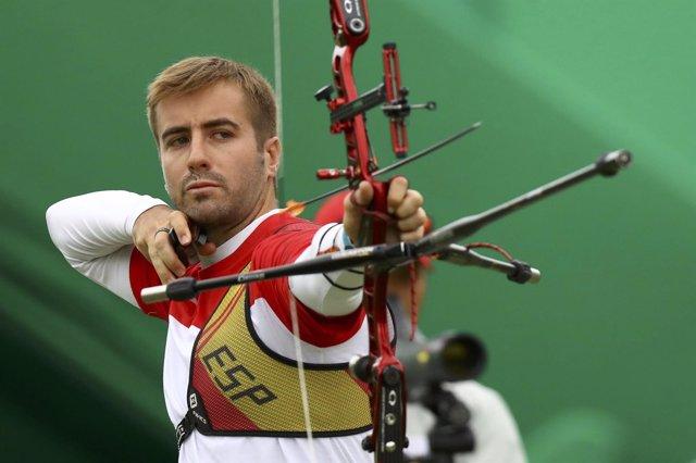 Antonio Fernández tiro arco Juegos Olímpicos Río