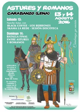 Astures y Romanos.