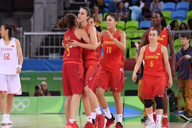 China - España