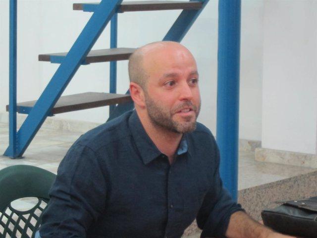El candidato a las primarias de En Marea, Luís Villares