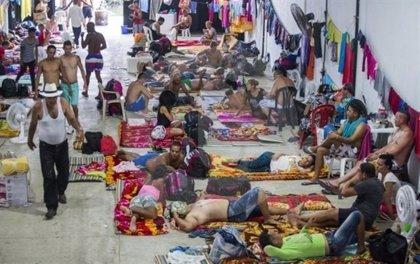 Colombia abre 1.540 procesos de deportación voluntaria de los migrantes varados en Turbo