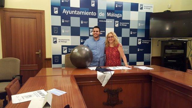 Norberto Domínguez y Remedios Ramos baloncodo