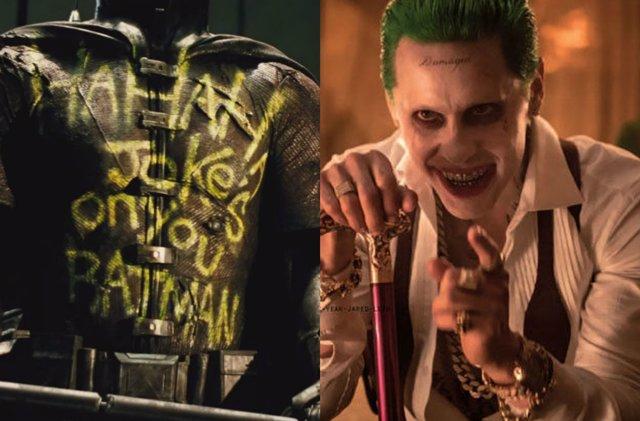 Joker y Robin en Suicide Squad