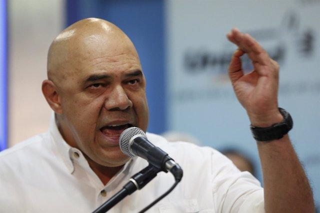 El nuevo jefe de la oposición venezolana, Jesús 'Chuo' Torrealba
