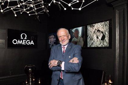 El astronauta Buzz Aldrin, segundo hombre en pisar la Luna, presente en los Juegos de Río