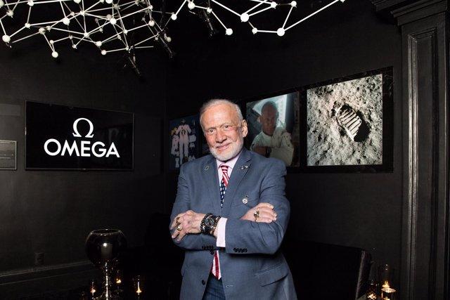 Buzz Aldrin, segundo hombre en pisar la Luna en Río
