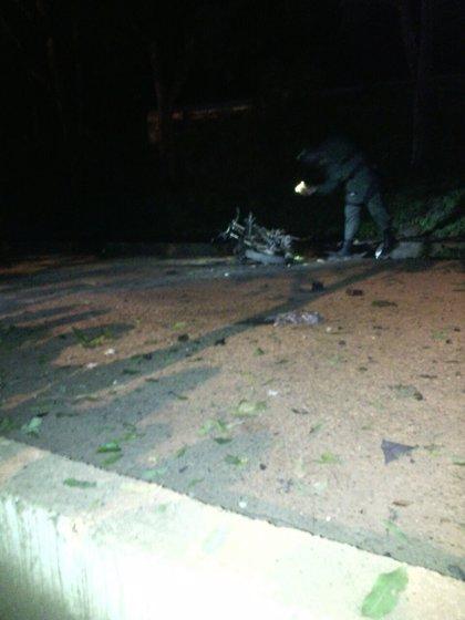 Colombia.- Policía y Ejército atribuyen a las FARC un atentado en Guaviare
