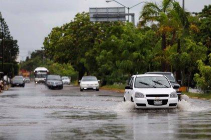 Clima.- Más de 50 muertos por el paso de 'Earl' por México