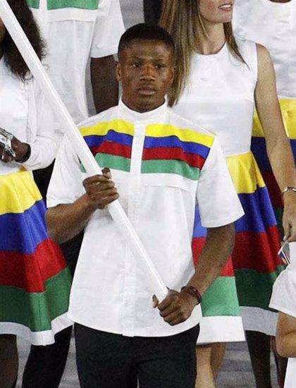 Liberado al abanderado de Namibia acusado de agresión sexual en la Villa Olímpica