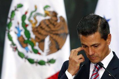 México.- La popularidad de Peña Nieto se desploma a mínimos históricos
