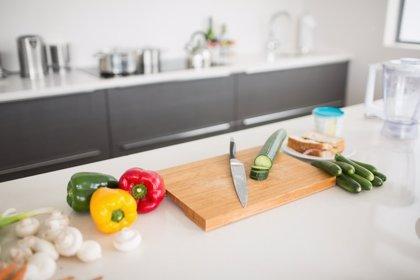 9 lugares donde los gérmenes se esconden en tu cocina