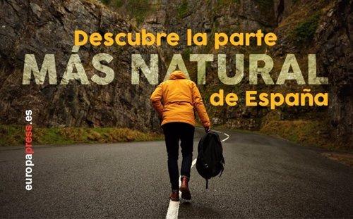 Descubre la parte más natural de España