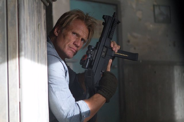 Dolph Lundgren es el nuevo fichaje de la 5ª temporada de Arrow
