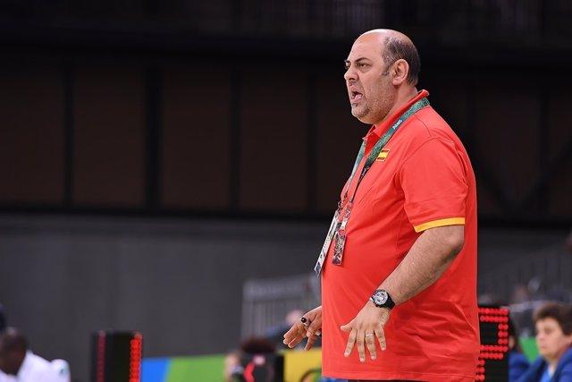 Lucas Mondelo en los juegos Olímpicos