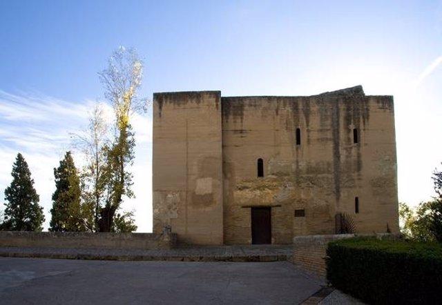 Torre de la Justicia de la Alhambra