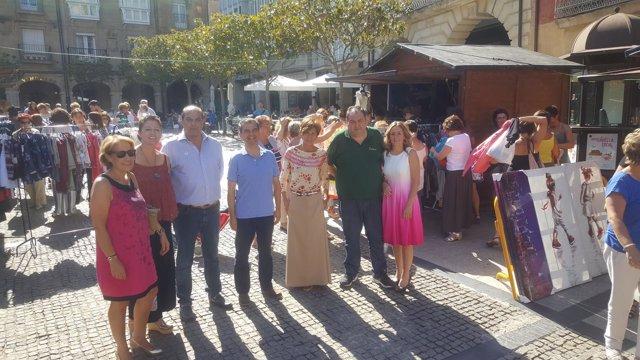 La VII Feria De Stock De Haro Se Celebrará Hasta El Día 15 Con La Participación