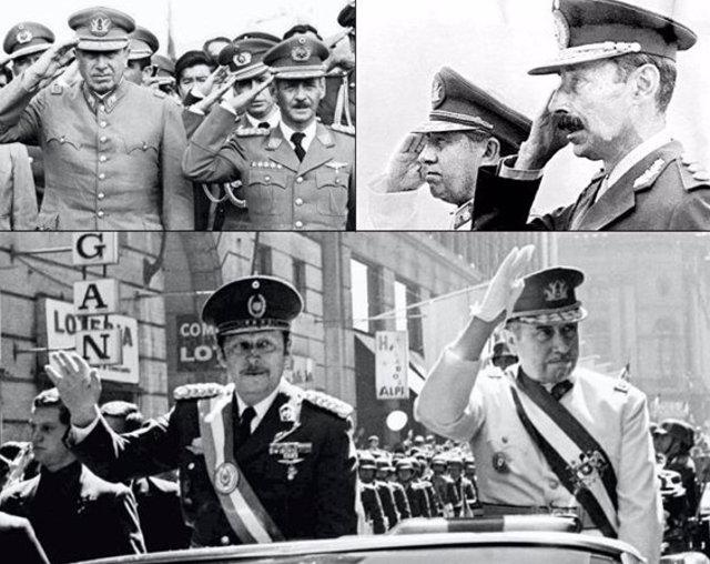 Dictadores iberoamericanos