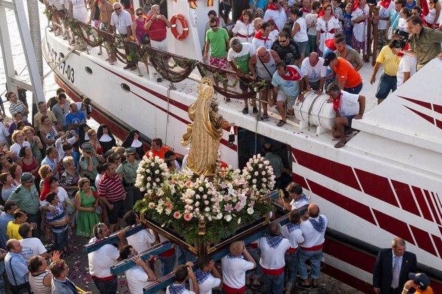 Almería vive un puente cargado de fiestas y tradiciones