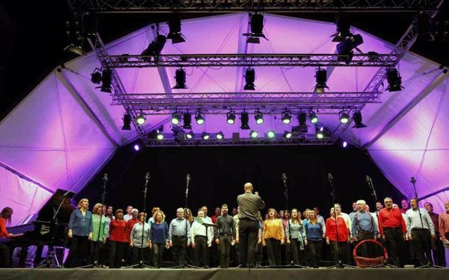 Coro de Amigos del Centro Botín
