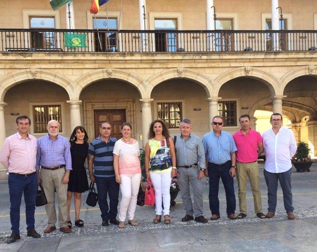 PSOE reclama al Gobierno medidas por los daños de la tormenta en Guadix