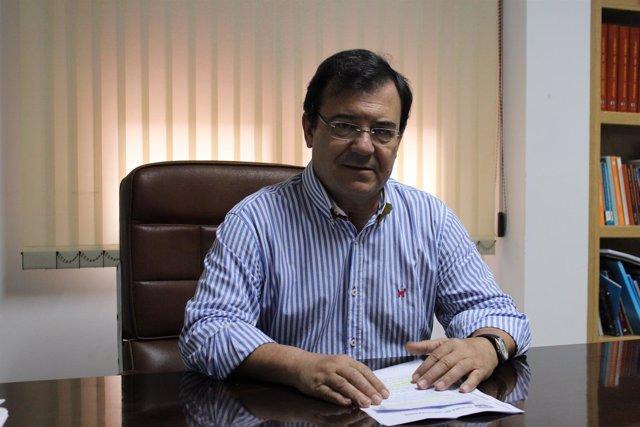 PP CLM (Nota De Prensa, Corte De Voz Y Fotografía) Francisco Molinero Asegura Qu