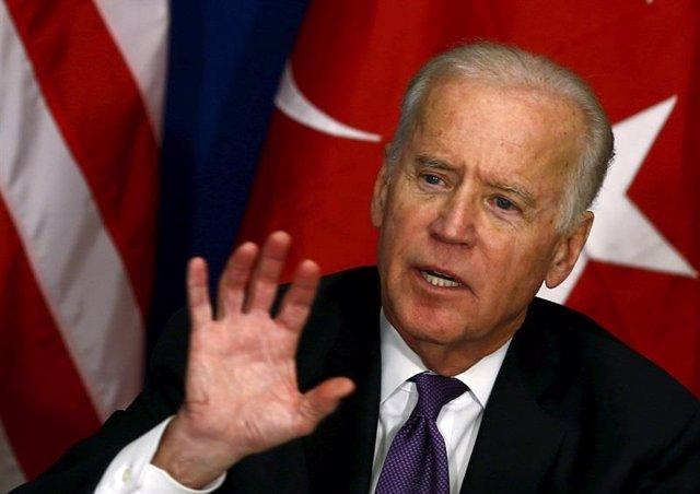 El vicepresidente de EEUU, Joe Biden