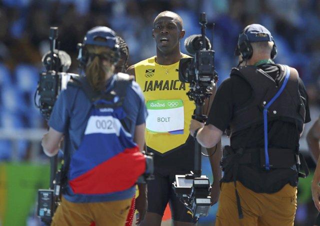 Usain Bolt debuta en Río 2016