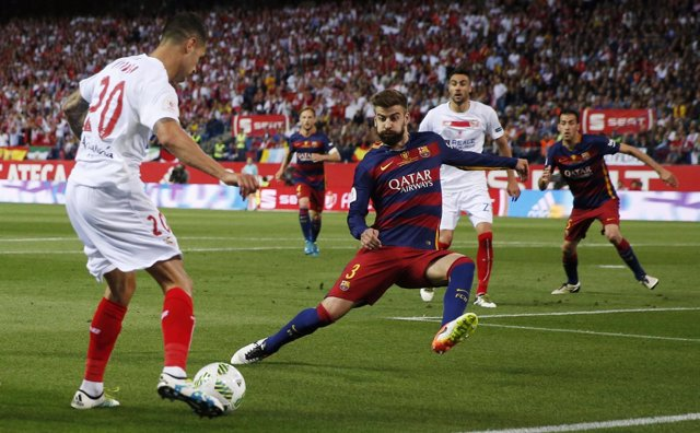 Barcelona y Sevilla en la final de la Copa del Rey 2016