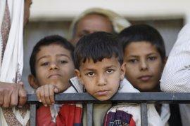 """UNICEF alerta sobre """"el considerable aumento"""" de las muertes de niños por la guerra en Yemen"""