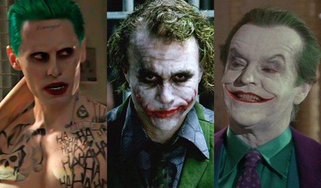 Collage Jokers más emblemáticos