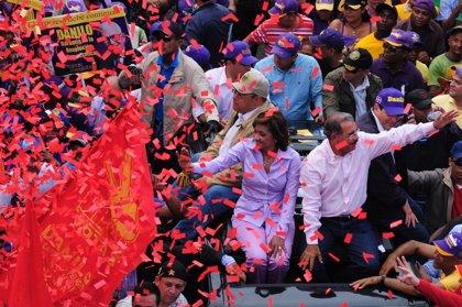 El rey emérito Juan Carlos I llega a Santo Domingo para asistir a la investidura de Medina